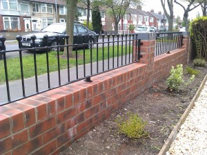 Railings in Hull