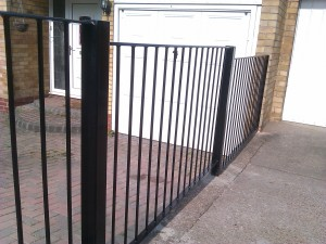 Railings in East Yorkshire