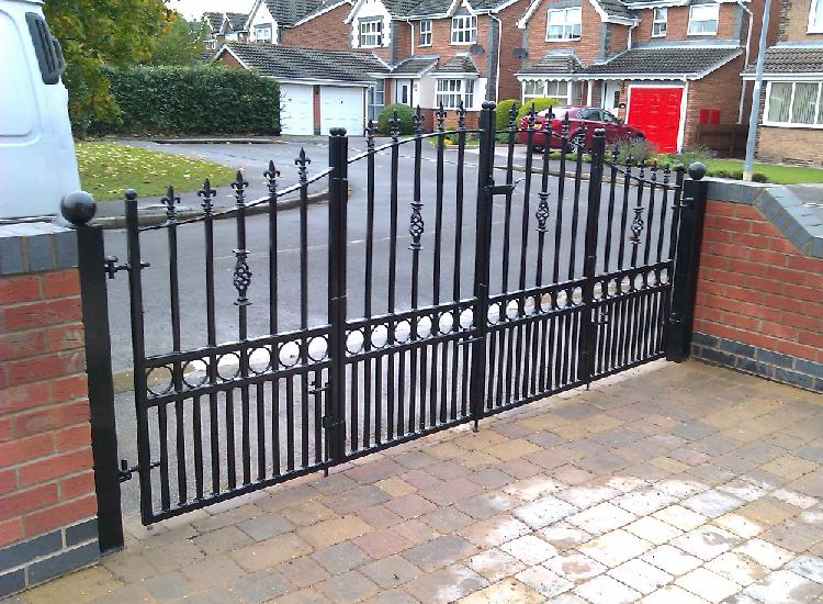 Drive Gates In Hull S Amp S Fabrication And Fencing